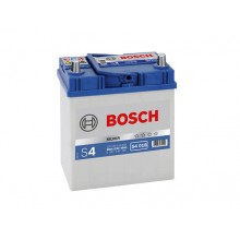 BOSCH 330 A акумулатор SILVER S4 ASIA R+  40 AH