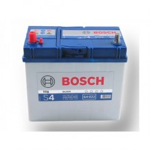BOSCH 330 A акумулатор SILVER S4 ASIA L+ тънки клеми  45 AH