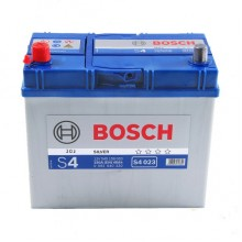 BOSCH 330 А акумулатор SILVER S4 ASIA L+  45 AH