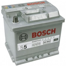 BOSCH 530 A акумулатор SILVER S5  54 AH